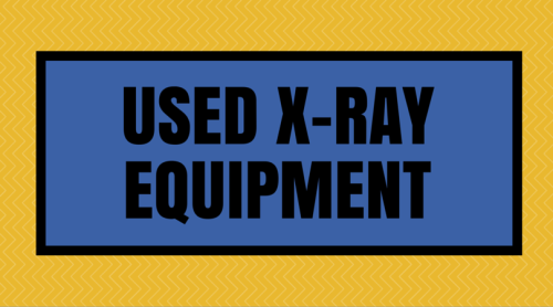 MedSouth - Used X-Ray Equipment Home